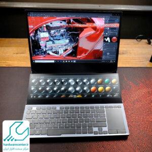 لپ تاپ گیمینگ ایسوس ROG Zephyrus 14با یک نمایشگر