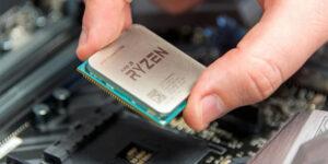 ارتقا CPU لپ تاپ