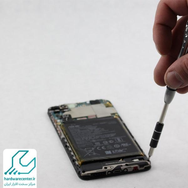 نمایندگی تعمیر موبایل ایسوس در کرج