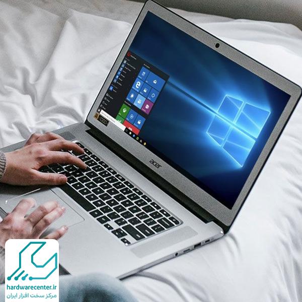 آموزش نحوه ریست فکتوری کردن لپ تاپ