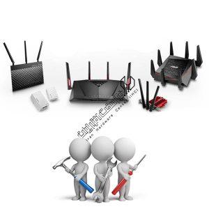 تعمیرات تجهیزات شبکه ایسوس
