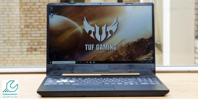 بهترین لپ تاپ های گیمینگ ایسوس : لپ تاپ گیمینگ ایسوس TUF Gaming A15