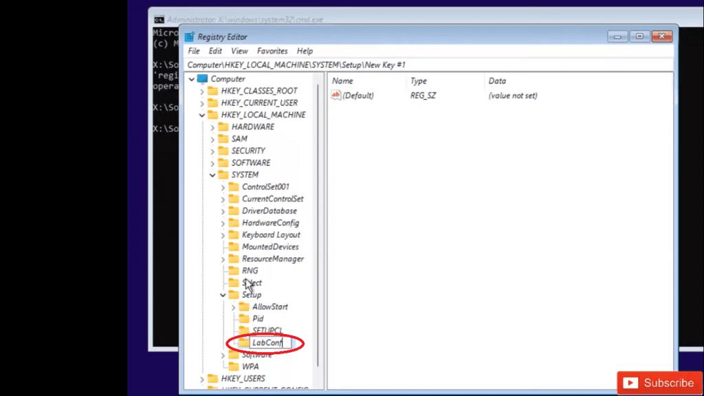 تنظیمات ویندوز 11